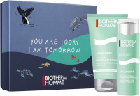 Biotherm Aquapower Fathers Day Set = Homme Aquapower Gel Douche 150 ml + Homme Aquapower PNM 75 ml