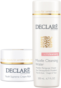 Declaré Pro Youthing Set 2 = Youth Supreme Rich 50 ml + Micelle Cleansing Water 200 ml