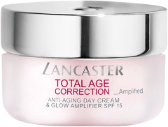 Lancaster Total Age Correction Anti-Aging Day Cream & Glow Amplifier SPF 15