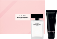 Narciso Rodriguez For Her Pure Musc Set = E.d.P. Nat. Spray 50 ml + Body Lotion 75 ml