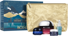Biotherm Blue Therapy Red Algae Set = Lift Crème 50 ml + LPE 7 ml + Night 15 ml + Pouch